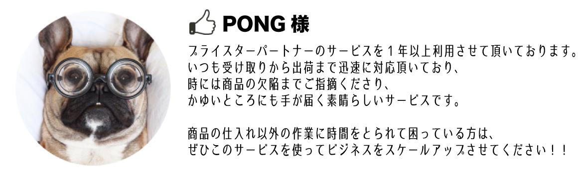 PONG様